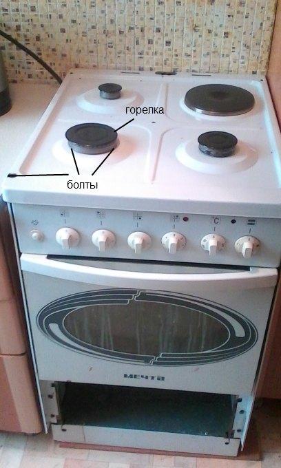 Ремонт газовых плит на дому в щелково