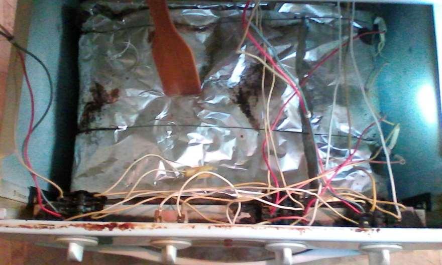 Ремонт газовых духовок в симферополе