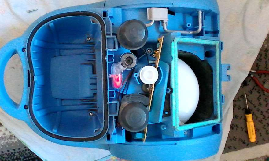 Пылесос philips fc 9071 ремонт