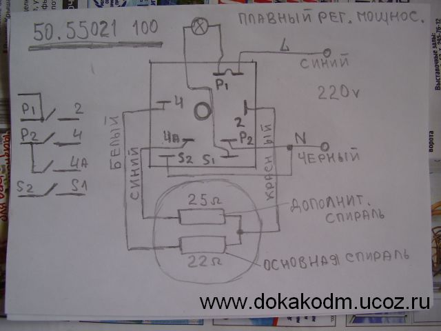 Красноярск ремонт электроплит