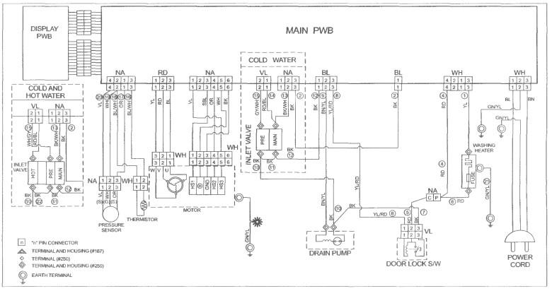Монтажные схемы модулей