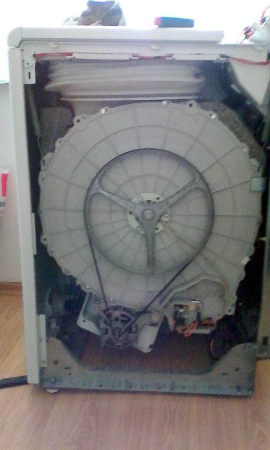 Ремонт электродвигателя стиральной машины вирпул своими руками